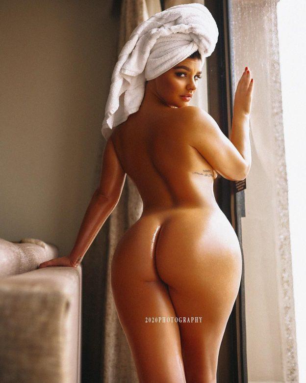 Arrah Lynn Nude
