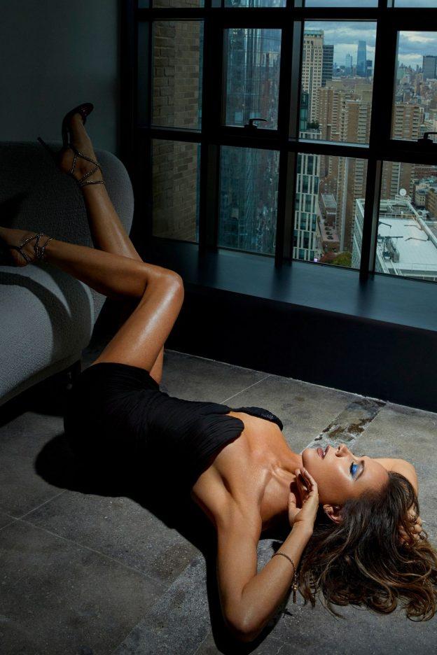 Victoria Beckham Sexy in Vogue Magazine 2020