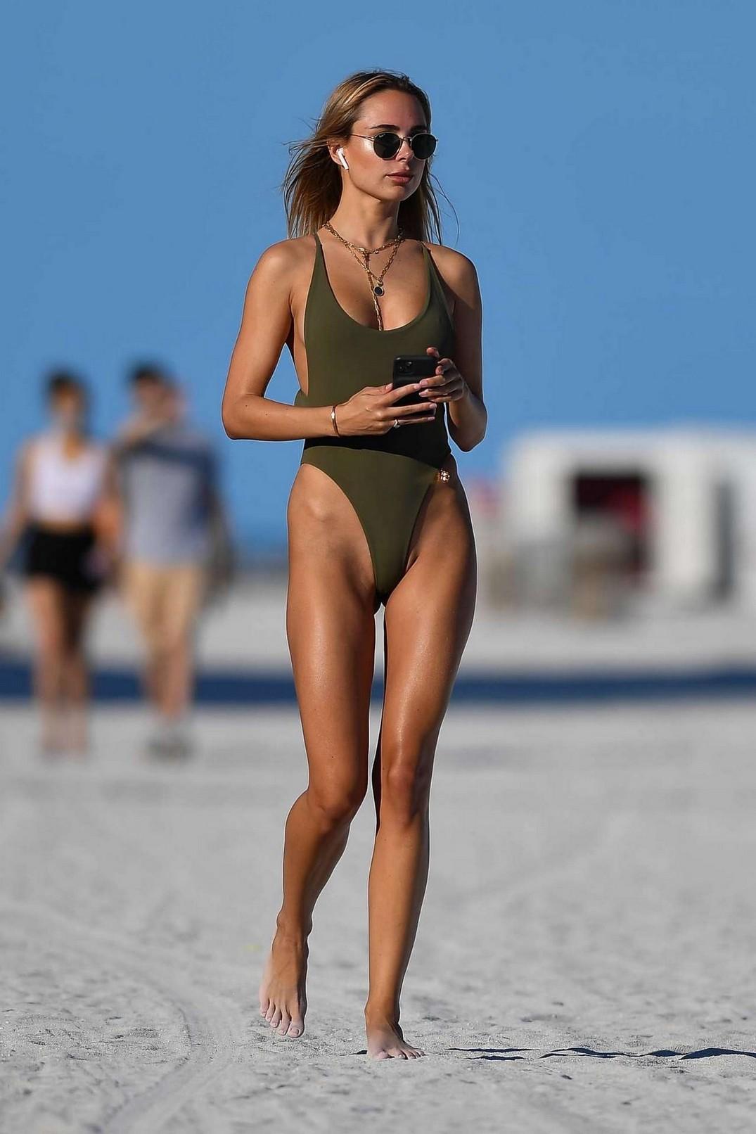 Kimberly Garner Bikini