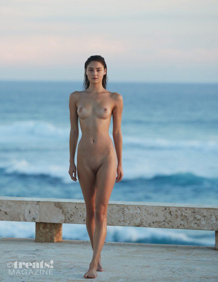 Nude levina Olesya Levina