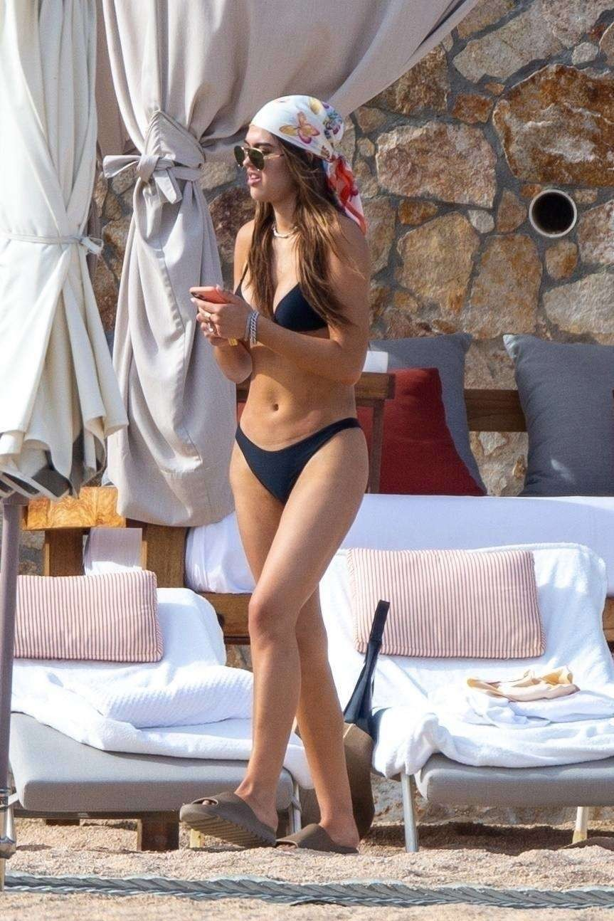 Amelia Gray Hamlin Tiny Bikini