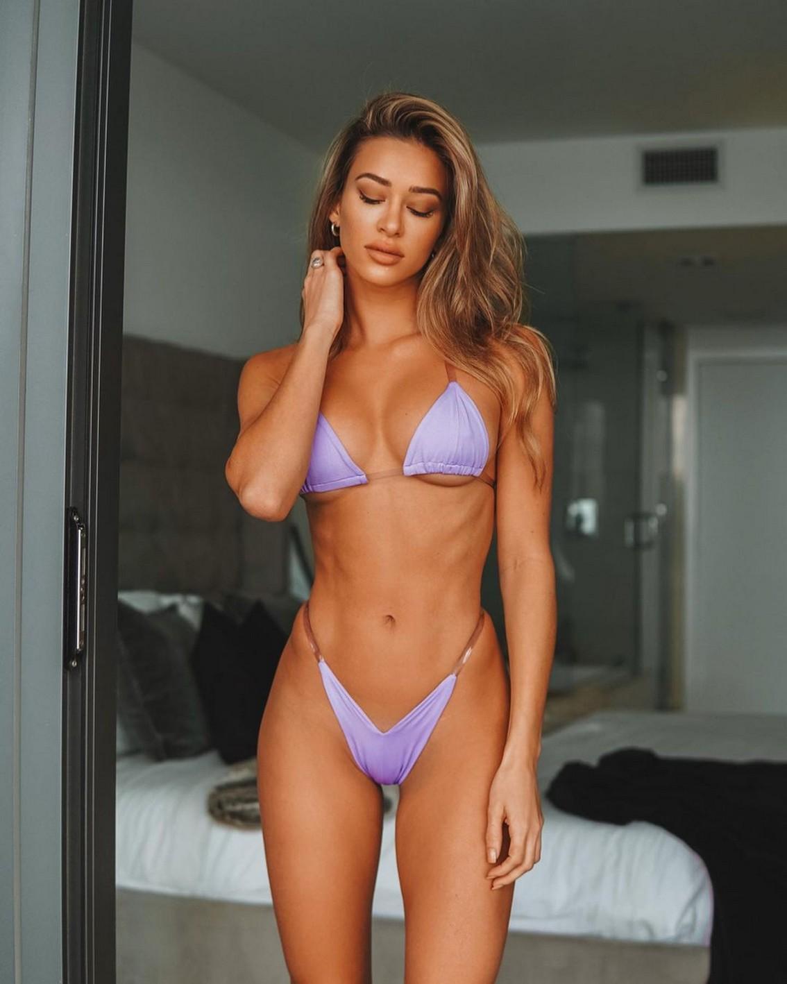 Cindy Prado Hottest Bikini Model In The World