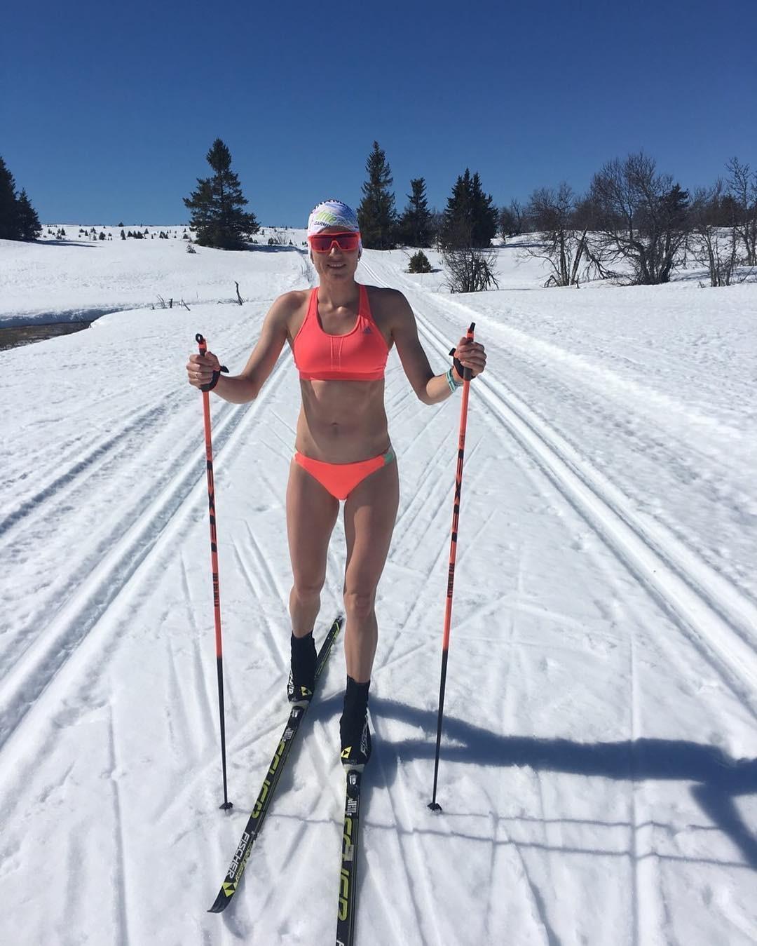 Anastasia Kuzmina Sexy