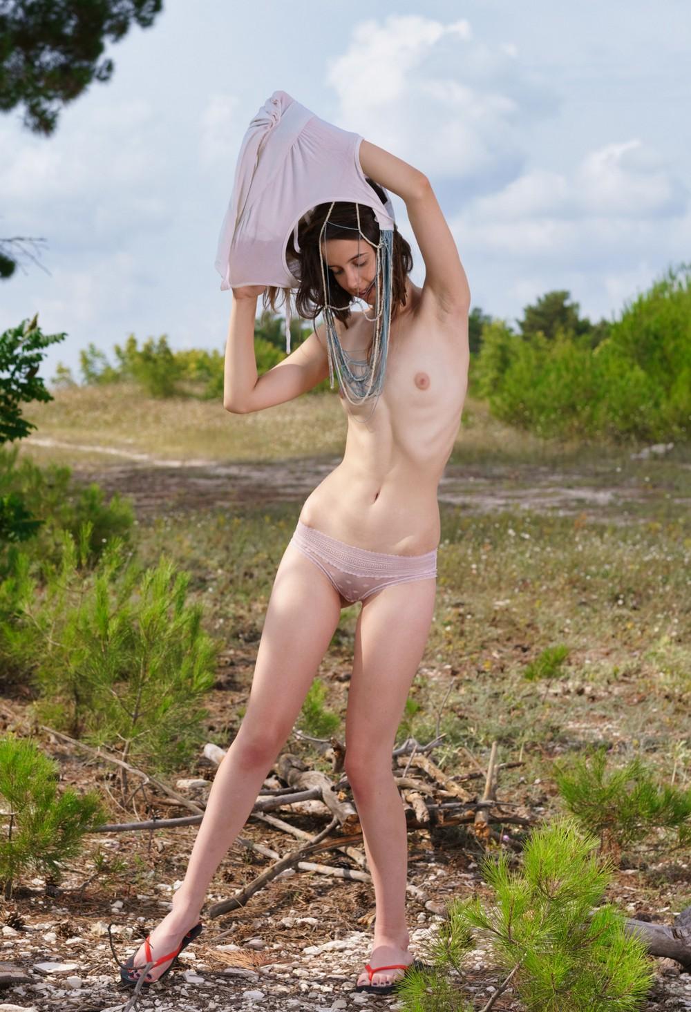 Nastya Kalinina Striptease